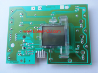 CXI Range Display PCB assembly